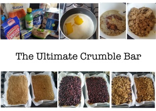 The Ultimate Crumble Bar