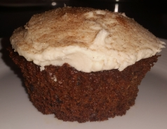 Sticky Toffee Pudding Cupcake tutorial