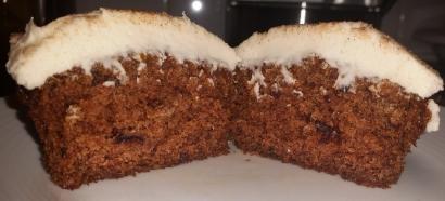 Sticky Toffee Pudding Cupcake tutorial