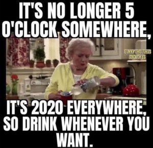 2020 drink